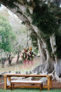 wedding photo - Hawaiian Sophistication Styled Shoot