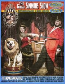 wedding photo - Vaudeville ain't got nuthin' on this extravagant vintage circus wedding of our dreams