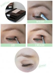 wedding photo - How to Do Natural Eyeshadow: Tuesday Tutorial