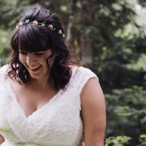 wedding photo - Blush Flower Crown - Leaf Headpiece - Flower Crown Toddler - Girls Floral Crown - Wedding Floral Crown - Rustic Wedding - Baby Flower Crown