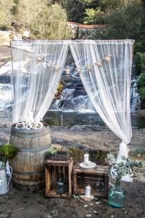 wedding photo - La naturaleza unida a la felicidad en un entorno natural inigualable para tu boda
