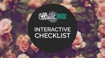 wedding photo - Your offbeat-friendly interactive wedding planning checklist is available!