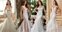 wedding photo - Wedding Trends: Dropped Waistline Bridal Gowns - Belle The Magazine
