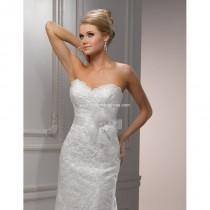 wedding photo - Maggie Sottero Wedding Belts - Style Lorie Belt YYFBS5300 - Formal Day Dresses