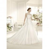 wedding photo - La Sposa By Pronovias - Style Motion - Junoesque Wedding Dresses