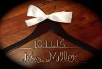 wedding photo - 2 line Double decker Hanger
