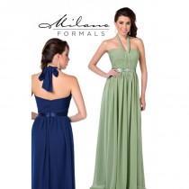wedding photo - Milano Bridesmaids e1168 - Fantastic Bridesmaid Dresses