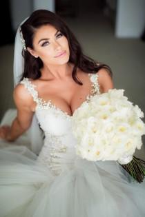 wedding photo - A Dreamy Luxury Wedding You'll Hardly Believe is Real! - Belle The Magazine