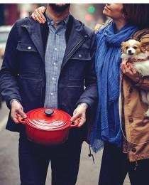 wedding photo - Wedding registry ideas for the cooking-challenged: The must-have kitchen items