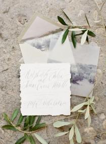 wedding photo - Intimate Italian Inspiration Shoot