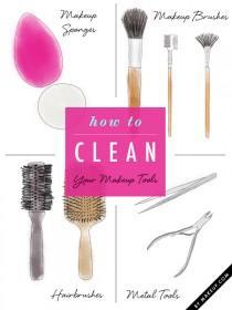 wedding photo - How to: Clean Your Makeup Tools .Makeup.com