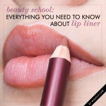 wedding photo - Beauty School: Everything You Need to Know About Lip Liner .Makeup.com