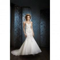 wedding photo - Alfred Angelo Sapphire Style 883 - Fantastic Wedding Dresses
