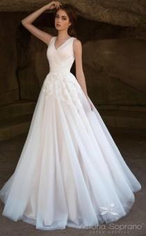 wedding photo - Victoria Soprano Wedding Dress Inspiration