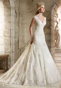 wedding photo - Wedding Dresses, Bridal Gowns, Wedding Gowns By Designer Morilee Dress Style 2785