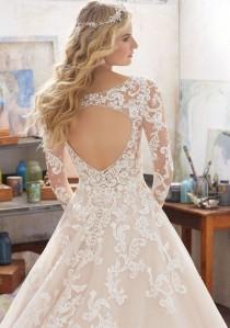 wedding photo - Morilee Wedding Dresses 2017 By Madeline Gardner