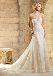 wedding photo - Mori Lee - 2774 - All Dressed Up, Bridal Gown