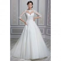 wedding photo - Kenneth Winston Style 1604 - Fantastic Wedding Dresses