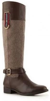wedding photo - DSW - Tommy Hilfiger Cup Riding Boot