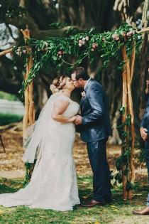 wedding photo - Rustic Romance: Amanda and Jonathan's Homestead Wedding