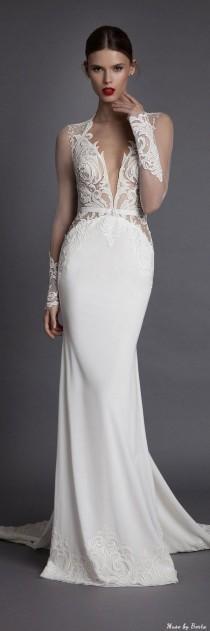 wedding photo - Muse By Berta Wedding Dress ALANA 2