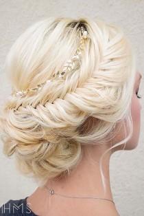 wedding photo - Más De 30 Peinados Perfectos Para Ir De Boda