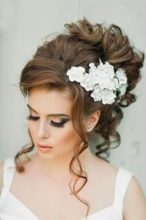 wedding photo - 35 Propozycji Na Ślubny Makijaż