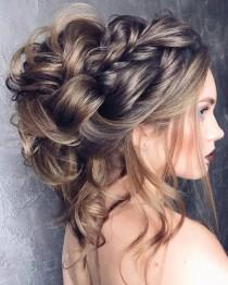 wedding photo - Elstile Long Wedding Hairstyle Inspiration