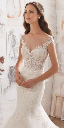 wedding photo - Morilee By Madeline Gardner's Blu Wedding Dresses Collection
