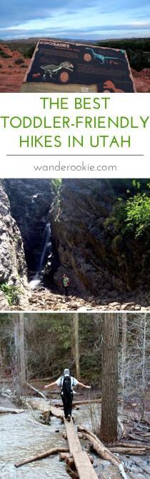 wedding photo - The 6 Best Toddler-Friendly Hikes In Utah - Wanderookie