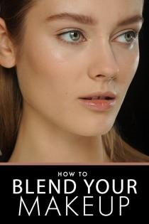 wedding photo - How To Blend Your Makeup Seamlessly