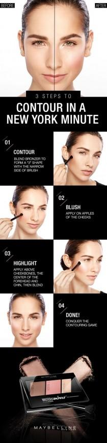 wedding photo - Beauty Basics: Easy Contouring Tutorial For Busy Ladies