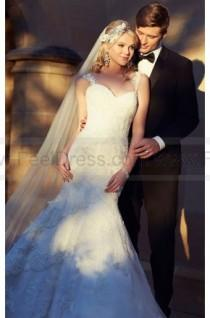 wedding photo - Essense of Australia Sexy Wedding Dress Style D1842