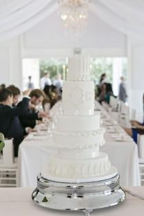 wedding photo - All White Cape Town Wedding At Lourensford Estate