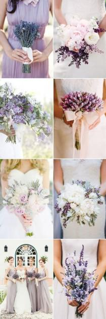 wedding photo - 45 Romantic Ways To Decorate Your Wedding With Lavender