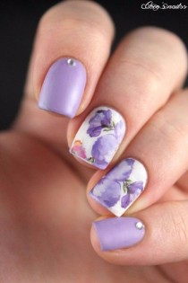 wedding photo - 35  Beautiful And Unique Nail Art Designs - Ihmlrc