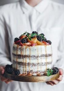 wedding photo - A Peach Carrot Cake With Cream Cheese Frosting   A Saveur Blog Awards Finalist! (Call Me Cupcake)
