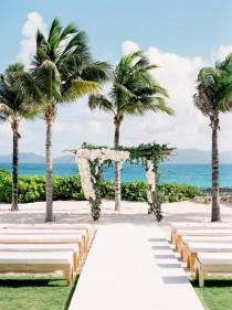 wedding photo - Elegant Anguilla Beach Destination Wedding - Weddingomania