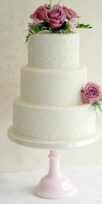 wedding photo - Elegant Wedding Cakes