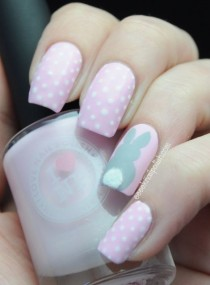wedding photo - Top 30 Cute And Easy Nail Art Designs That You Will For Sure Love To Try