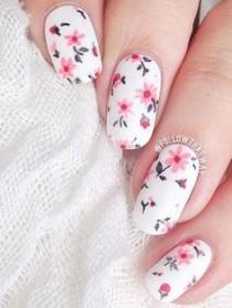 wedding photo - 80 Summer Nail Art Designs & Ideas That You Will Love