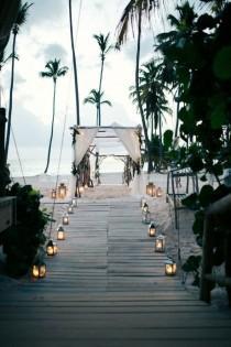 wedding photo - Fairytale Destination Wedding In Punta Cana, Dominican Republic