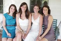 wedding photo - DIY Barn Wedding: Annie   Jason In Athens - Emmaline Bride™