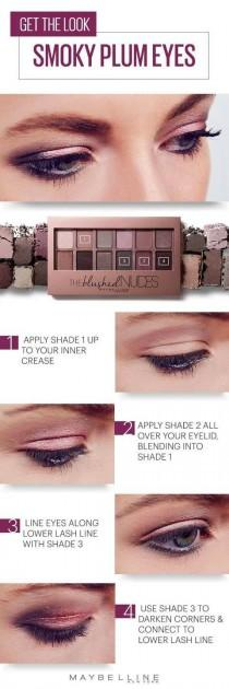 wedding photo - Maybelline® The Blushed Nudes™ Eye Shadow Palette 06 0.34 Oz