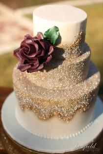 wedding photo - Elegant Wedding Cakes