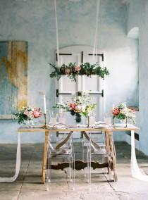 wedding photo - Playful Proteas in Tuscany