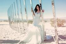 wedding photo - Exclusive First Look at Lauren Elaine's New Mini Collection