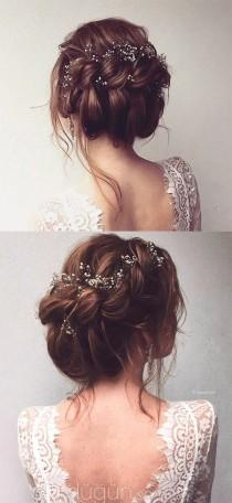 wedding photo - 25 Drop-Dead Bridal Updo Hairstyles Ideas For Any Wedding Venues