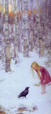 wedding photo - Christian Birmingham Illustration - Sleeping Beauty