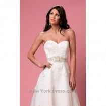 wedding photo - Adagio Bridal W9148 - Charming Wedding Party Dresses